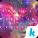 Galaxy Kika Keyboard Theme pc windows