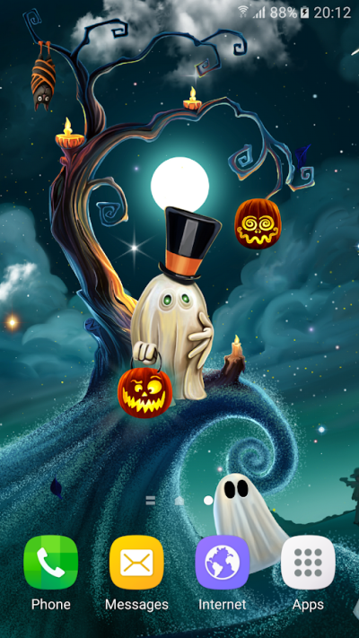 HD Halloween Live Wallpaper - Android Apps on Google Play