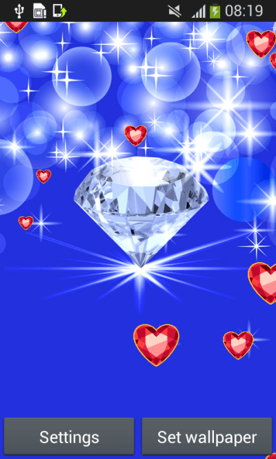Diamond Live Wallpapers - Android Apps on Google Play