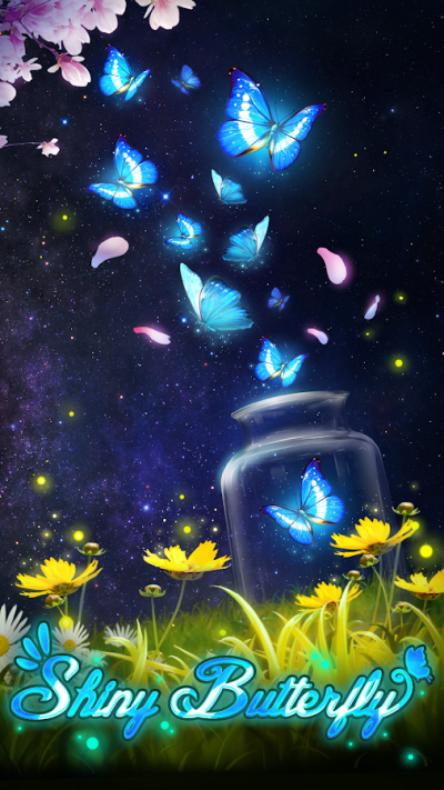 Shiny Butterfly Live Wallpaper - Android Apps on Google Play