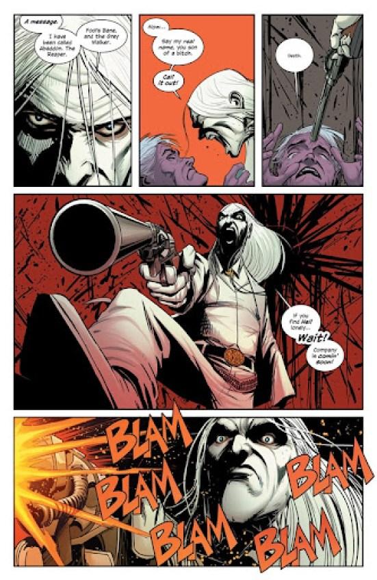 East of West #1 - página 36