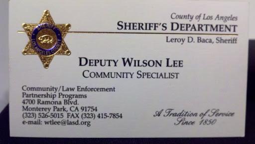 sheriff resume - Pinarkubkireklamowe