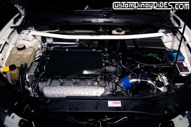 Mazda 3 Speedlab Runstop Custom Pinoy Rides Engine