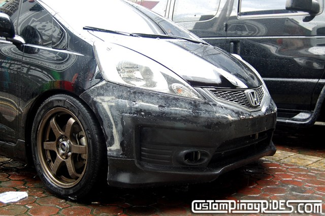 Facelifted Honda Jazz Body Kit by Atoy Customs Custom Pinoy Rides pic6