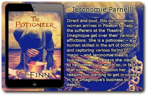 Jeronomie Parnell bio