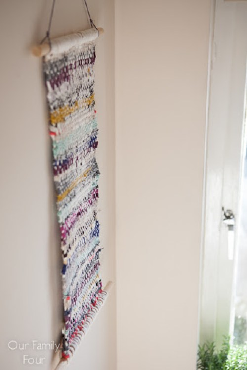 Fabric Woven Wall Hanging 12