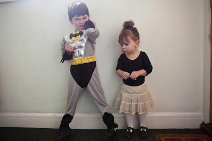 Halloween Batman Ballerina 2