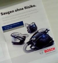 Produktinfo und Test: Staubsauger Test auch bei Bosch