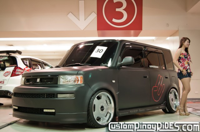 2005 Toyota bB VIP by Euro Garage Custom Pinoy Rides
