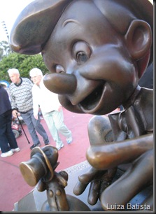Pinoquio Magic Kingdom