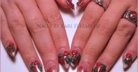 Cool Christmas Nail Designs | Nail Designs, Hair Styles ...