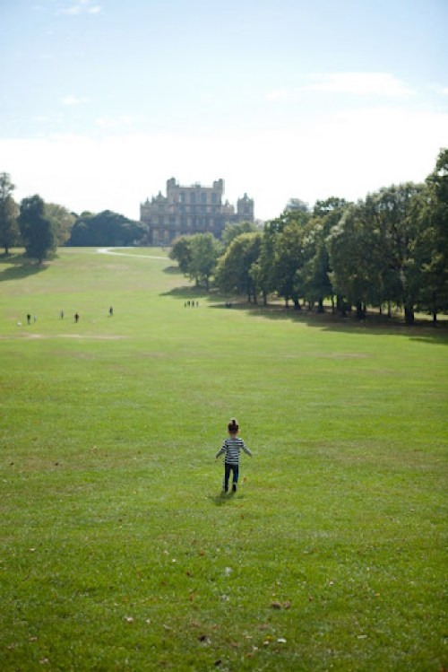 Wollaton Hall Outside 1
