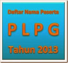 Ilustrasi Daftar Nama Peserta PLPG Tahap Sertifikasi Guru Tahun