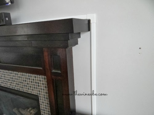 cord cover for tv over fireplace