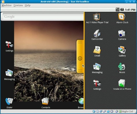 Android on x86