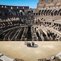 the Colosseum in Rome | Fujifilm X-E1