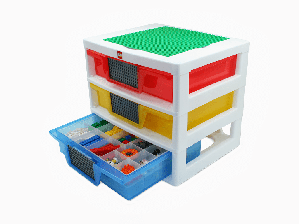 Bricker Construction Toy By Lego 5000248 3 Drawer
