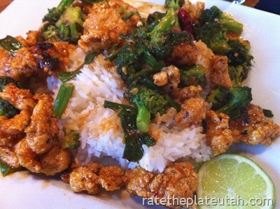 Ling & Louie's Firecracker Chicken