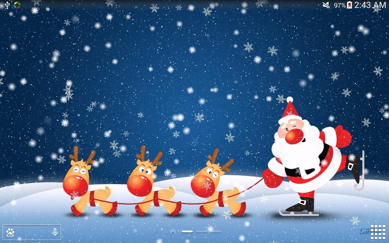 Snow Village 3d Live Wallpaper And Screensaver Weihnachten Live Wallpaper Android Apps Auf Google Play