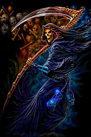 Grim Reaper Live Wallpaper (android) | AppCrawlr