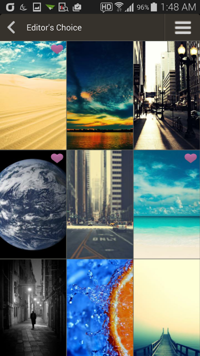 Best Wallpapers QHD- screenshot