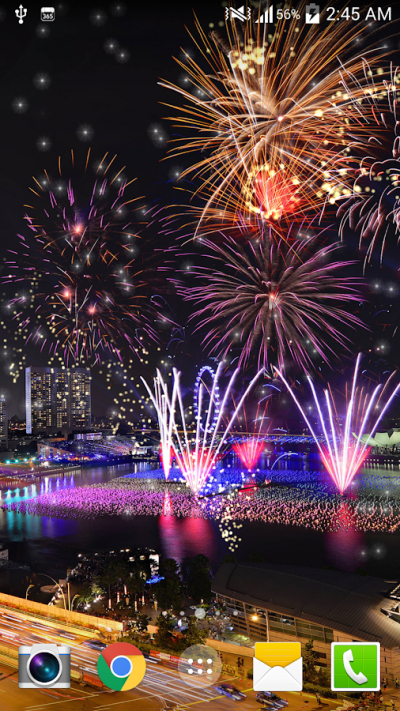 Fireworks Live Wallpaper HD - Android Apps on Google Play