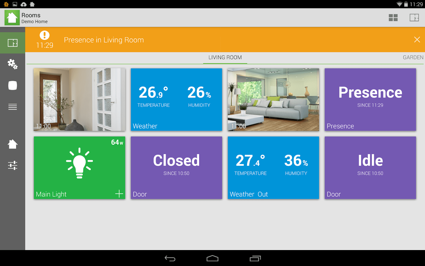 Smarthome App Archos Smart Home App Android Su Google Play
