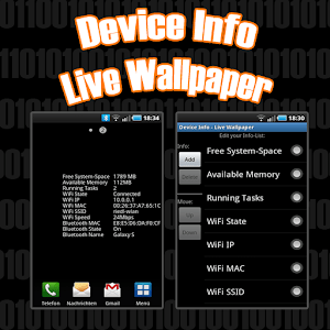 Download Device Info - Live Wallpaper APK on PC | Download Android APK GAMES & APPS on PC