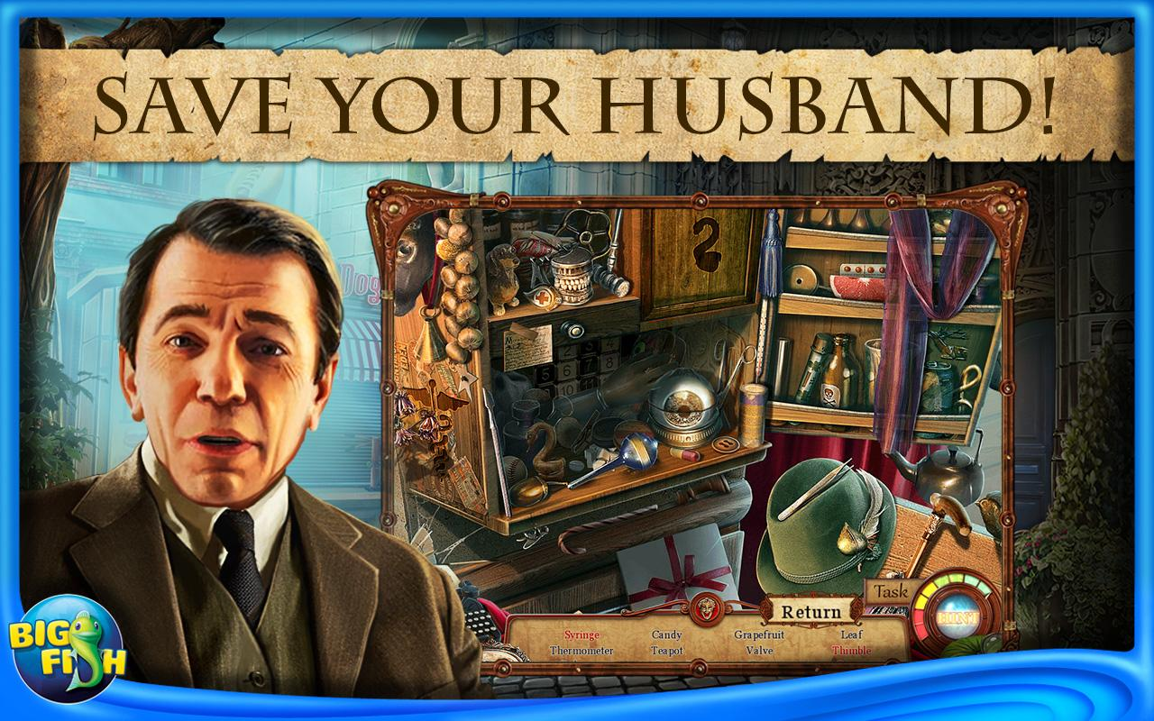 Bigfish Games Seven Muses Hidden Object Android Apps On Google Play