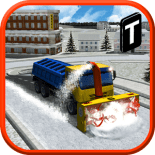 Truck Snow Blower