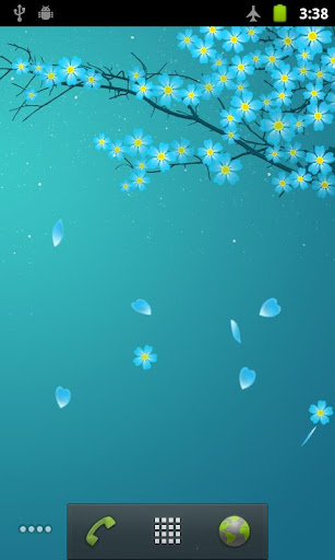 Sakura Falling Live Wallpaper Apk Full Sakura Pro Live Wallpaper For Android