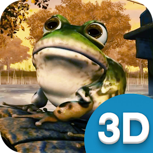 Download 3D Frog Live Wallpaper APK on PC | Download Android APK GAMES & APPS on PC