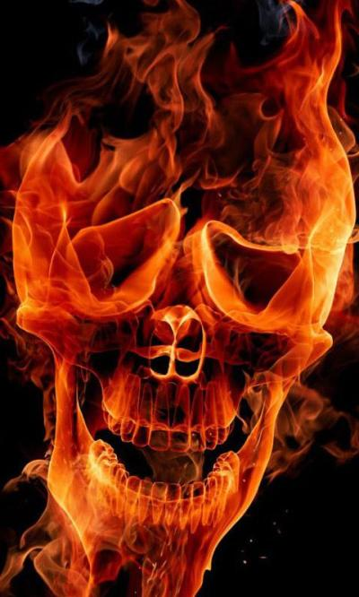Fire Skulls Live Wallpaper - Android Apps on Google Play