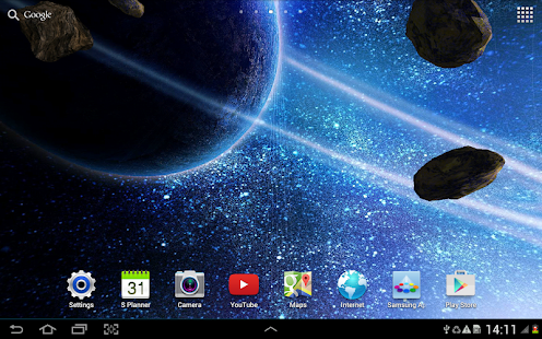 Asteroids 3d Live Wallpaper Apk Hd Space Live Wallpaper Apk For Blackberry Download