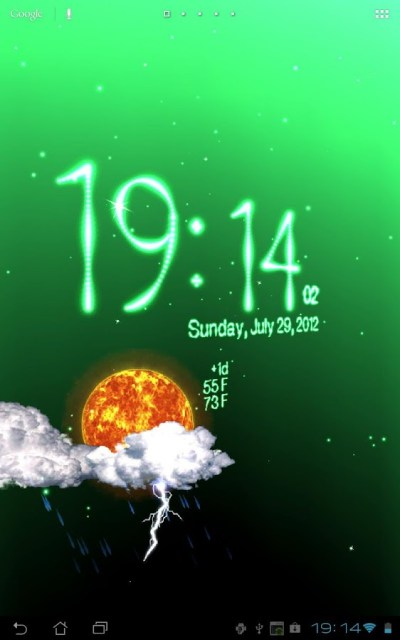 Weather Live Wallpaper - Android Apps on Google Play
