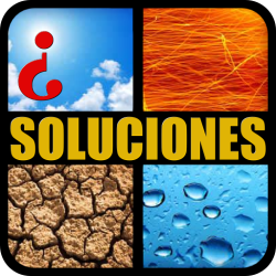 Soluciones. 4 f otos 1 palabra. Android / Games