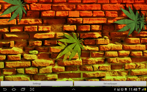 Falling Weed Live Wallpaper Apk Download Weed Ganja Live Wallpaper Apk On Pc Download