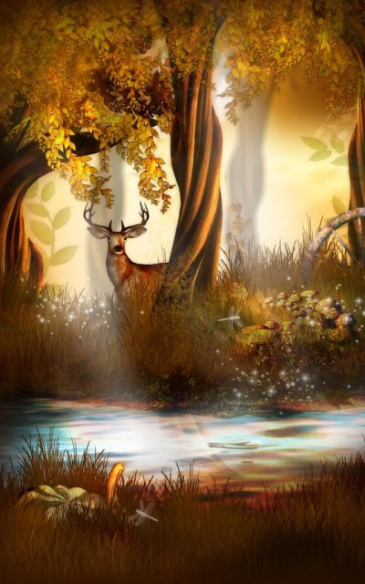 Fairy Tale Live Wallpaper - Android Apps on Google Play