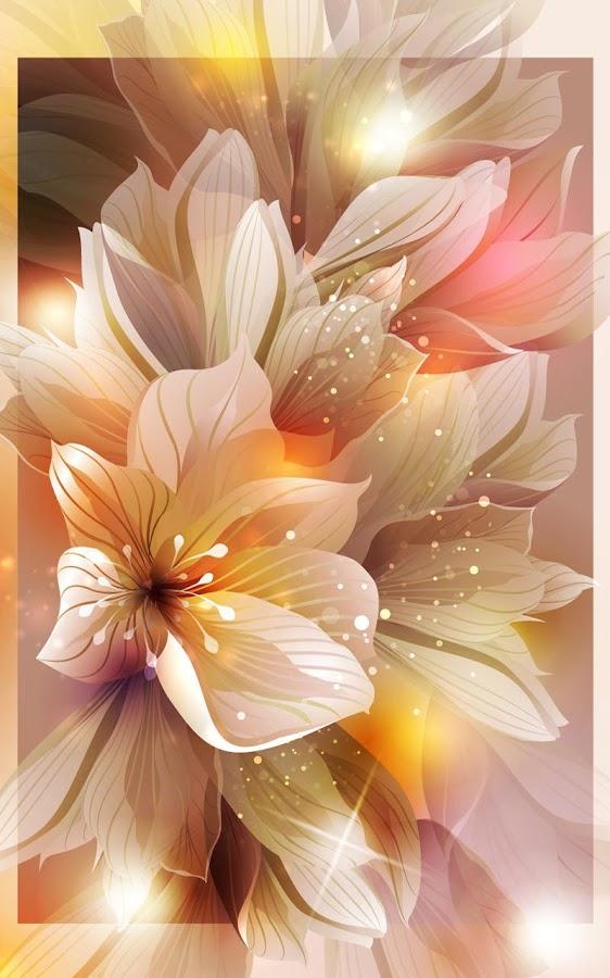 Falling Rose Petals Live Wallpaper Fiore Magico Sfondi Animati App Android Su Google Play