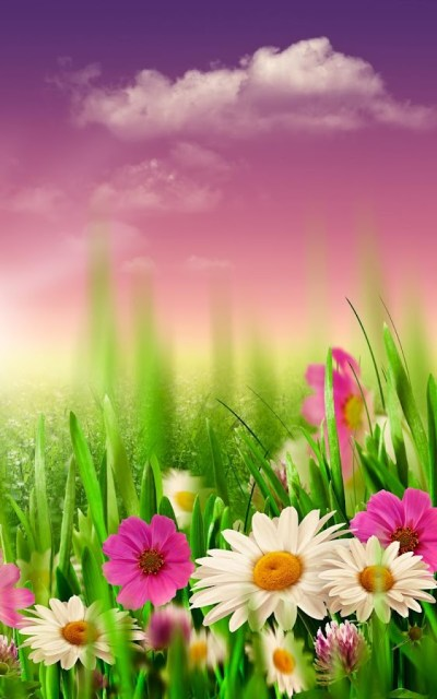 Spring Meadow Live Wallpaper - Android Apps on Google Play
