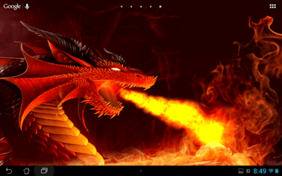 Dragon Live wallpaper – Android-Apps auf Google Play