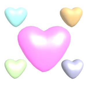 Cm Launcher 3d Wallpaper Apk Download Download Cute 3d Hearts Live Wallpaper Apk Latest Version