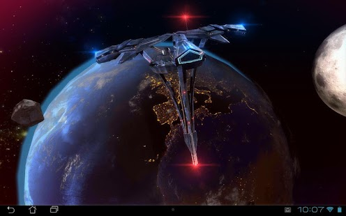 Asteroids 3d Live Wallpaper Apk Download Real Space 3d Free Lwp Apk To Pc Download