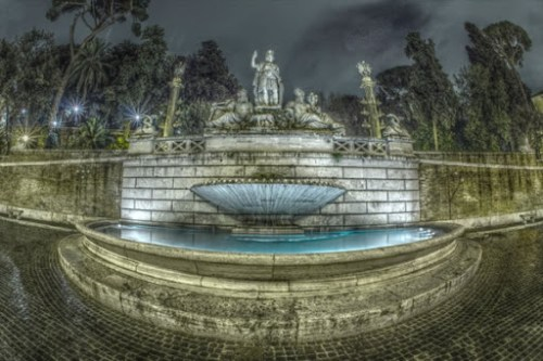 Rome HDR image