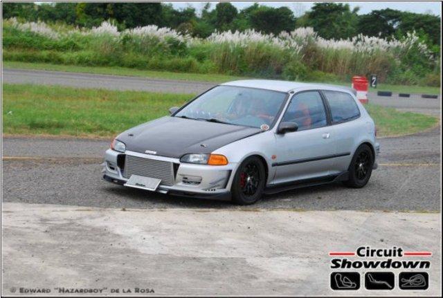 CustomPinoyRides Circuit Showdown Turbo Civic pic2