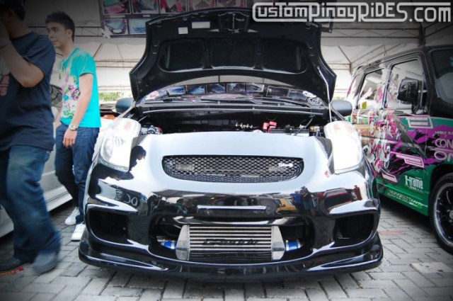 CustomPinoyRides Toyota Yaris Turbocharged by Speedlab pic2