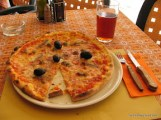 First Pizza in Italy.JPG