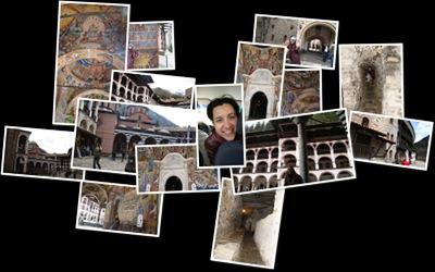 Exibir Rila Monastery