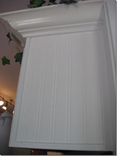 Beadboard Wallpaper Project - Southern Hospitality