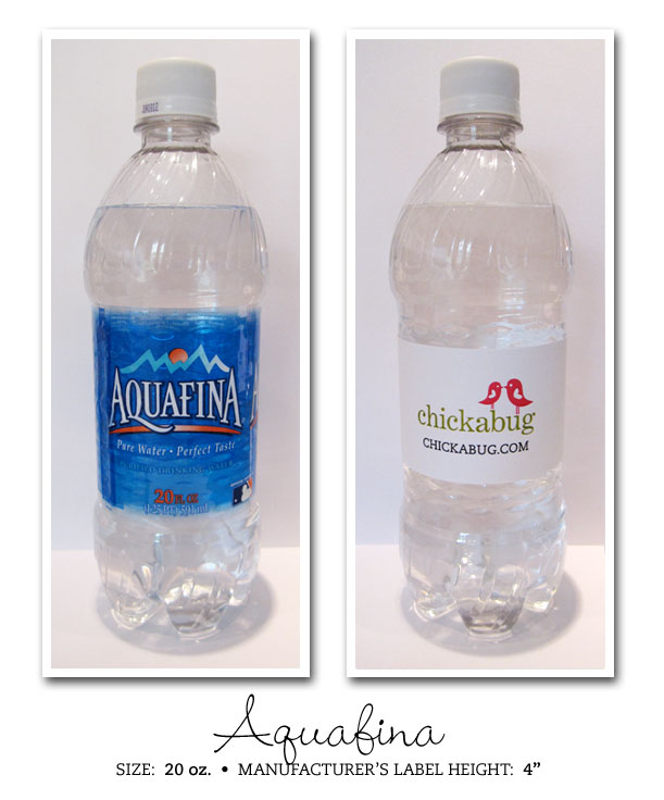 Handy guide to water bottle labels Chickabug